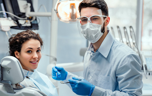 Outstanding and bespoke treatment for dental issues